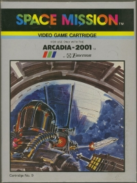 Space Mission Box Art
