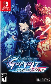 Azure Striker Gunvolt: Striker Pack Box Art