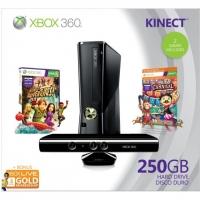 Microsoft Xbox 360 - Kinect Adventures / Carnival Games: Monkey See, Monkey Do! [NA] Box Art