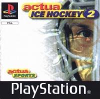 Actua Ice Hockey 2 [FR][DE] Box Art