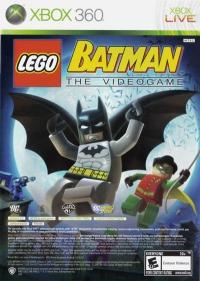 LEGO Batman: The Videogame / Pure Box Art