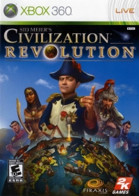 Sid Meier's Civilization: Revolution Box Art