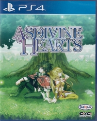 Asdivine Hearts Box Art