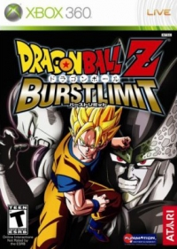 Dragon Ball Z: Burst Limit Box Art