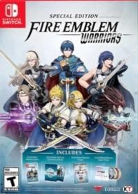 Fire Emblem Warriors - Special Edition Box Art