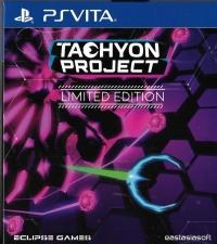 Tachyon Project - Limited Edition Box Art