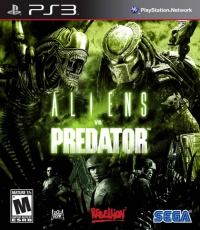 Aliens vs Predator Box Art