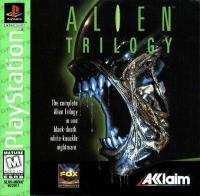 Alien Trilogy - Greatest Hits Box Art