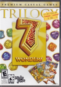 7 Wonders: Trilogy Box Art