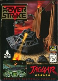 Hover Strike Box Art