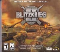 Blitzkrieg 2 (Jewel Case) Box Art