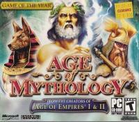Age of Mythology: Game of the Year Edition Box Art