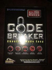 Code Breaker Cheating Made Easy Box Art