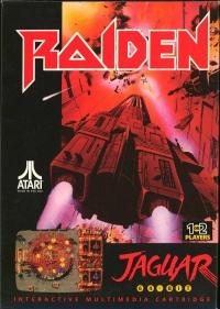 Raiden Box Art