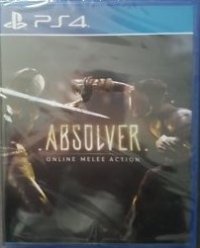 Absolver Box Art