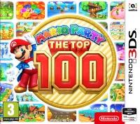 Mario Party: The Top 100 [UK] Box Art