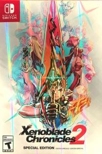 Xenoblade Chronicles 2 - Special Edition Box Art