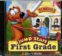 Jumpstart First Grade Box Art