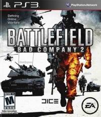 Battlefield: Bad Company 2 Box Art