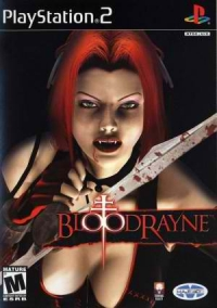 BloodRayne Box Art