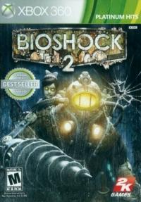BioShock 2 - Platinum Hits Box Art