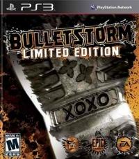 Bulletstorm - Limited Edition Box Art
