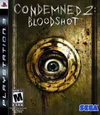 Condemned 2: Bloodshot Box Art