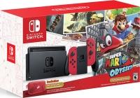 Nintendo Switch - Super Mario Odyssey [NA] Box Art