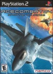 Ace Combat 04: Shattered Skies Box Art