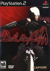 Devil May Cry Box Art