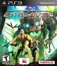 Enslaved: Odyssey to the West Box Art