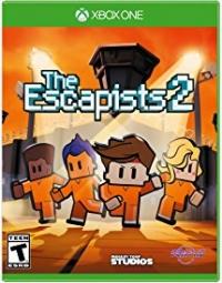 Escapists 2, The Box Art