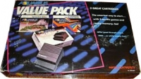 Mattel Aquarius Value Pack Box Art