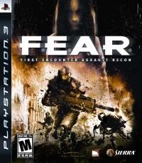 F.E.A.R.: First Encouter Assault Recon Box Art