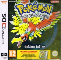 Pokemon Goldene Edition Box Art