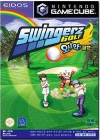 Swingerz Golf Box Art