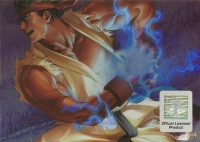 Official Street Fighter Anniversary Edition Controller - Ryu Box Art