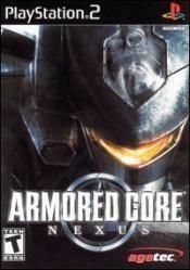 Armored Core: Nexus Box Art