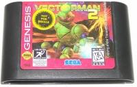 Vectorman 2 (Not for Resale) Box Art