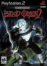 Legacy of Kain Series, The: Blood Omen 2 Box Art
