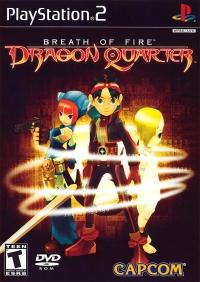 Breath of Fire: Dragon Quarter Box Art