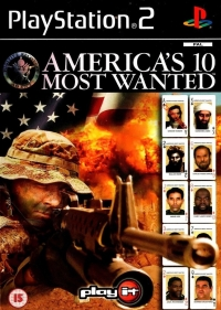 America's 10 Most Wanted Box Art