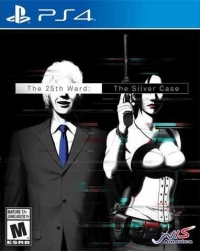 25th Ward, The: The Silver Case Box Art