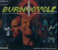 Burn:Cycle Box Art