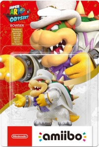 Bowser (Wedding Outfit) - Super Mario Odyssey Box Art