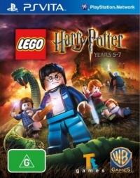 LEGO Harry Potter: Years 5-7 Box Art