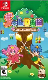 Soldam: Drop, Connect, Erase Box Art