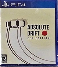 Absolute Drift - Zen Edition Box Art