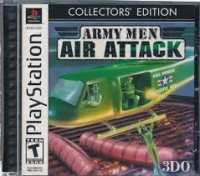 Army Men: Air Attack - Collectors' Edition Box Art