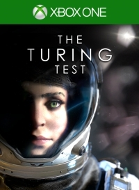 Turing Test, The Box Art